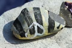 Lichtenstein Steineschlange