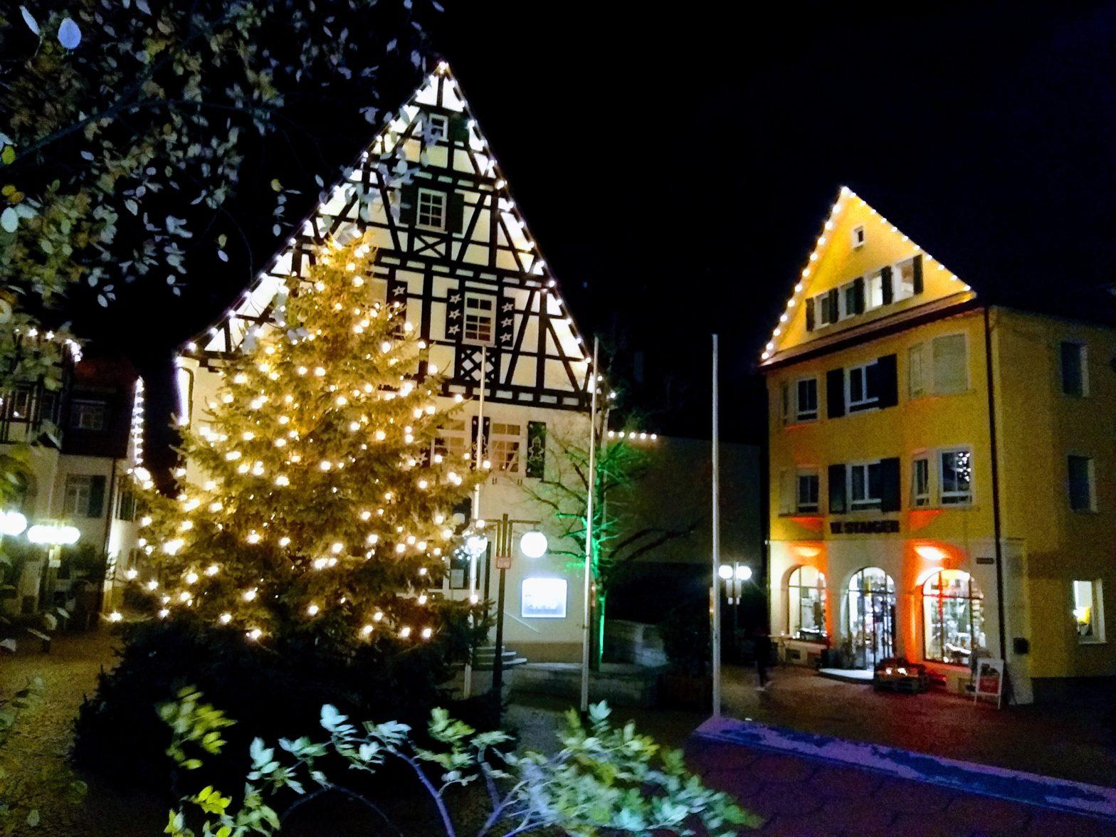 Marktplatz Adventszeit